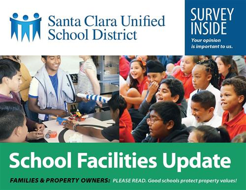 School Facilities Update #1