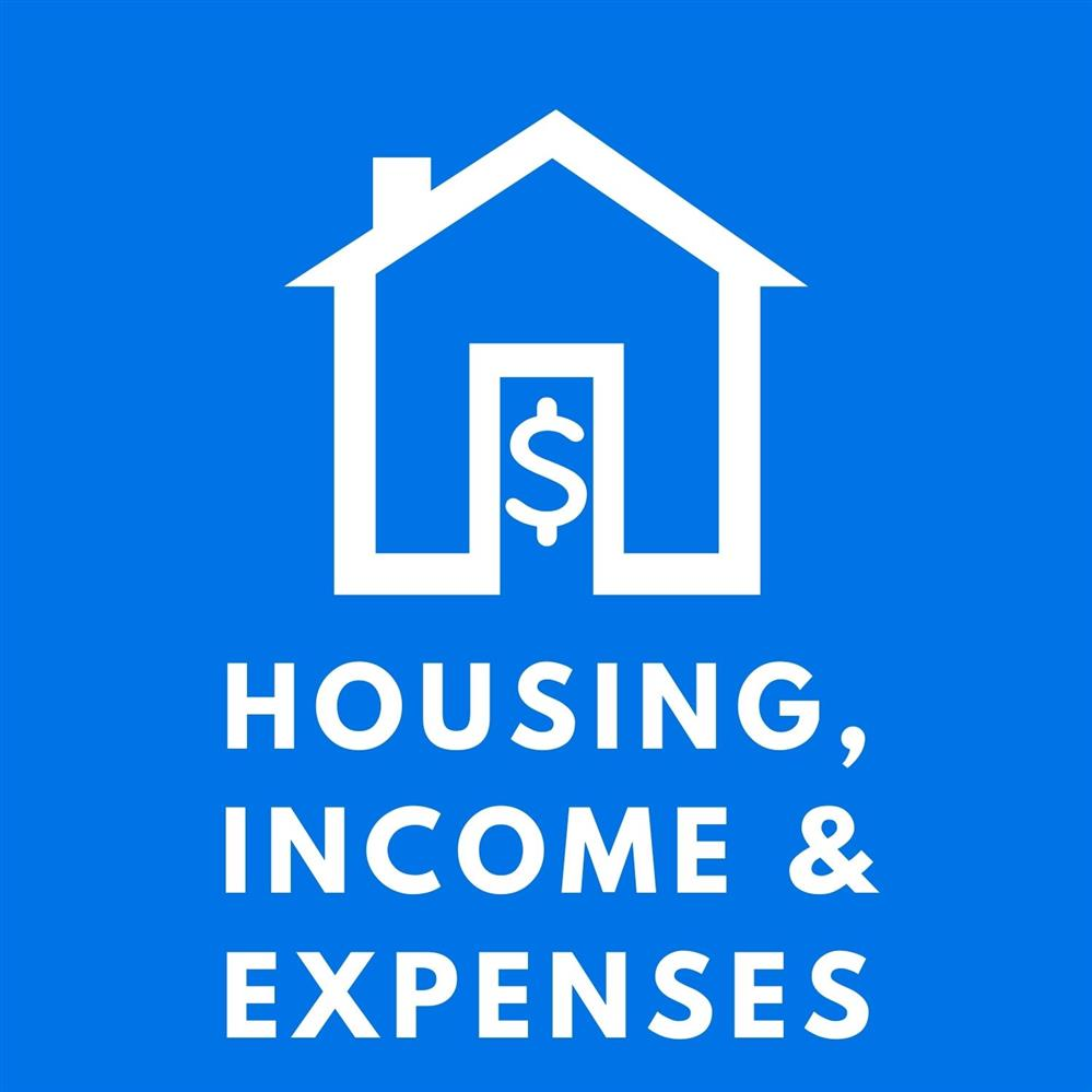 Housing, Income & Expenses