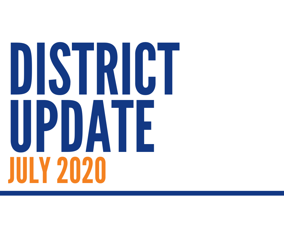 District Update July 2020