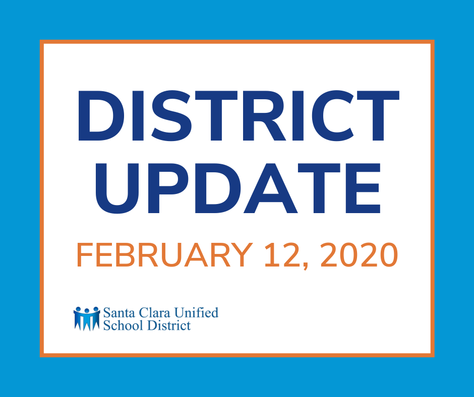 District Update - February 12, 2021