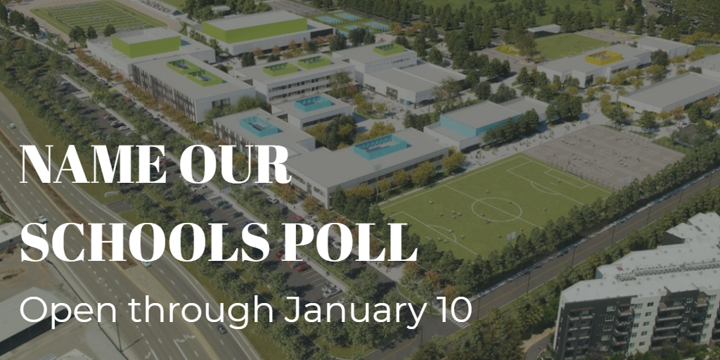 Name our schools poll open through January 10