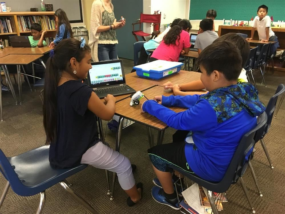 Students participate in the English Learner and Migrant Summer Program