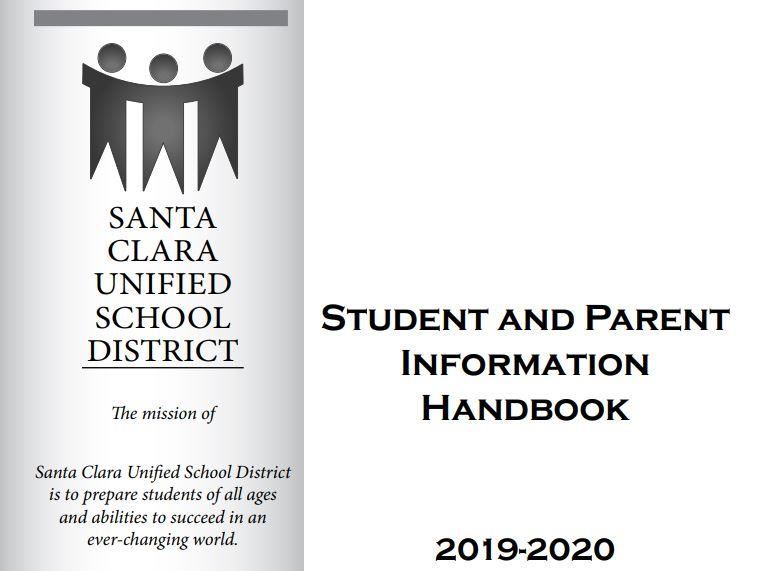 2019-2020 Student-Parent Information Handbook